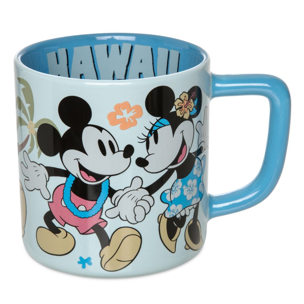 Mickey and Minnie Mouse Mug  Hawaii Official shopDisney
