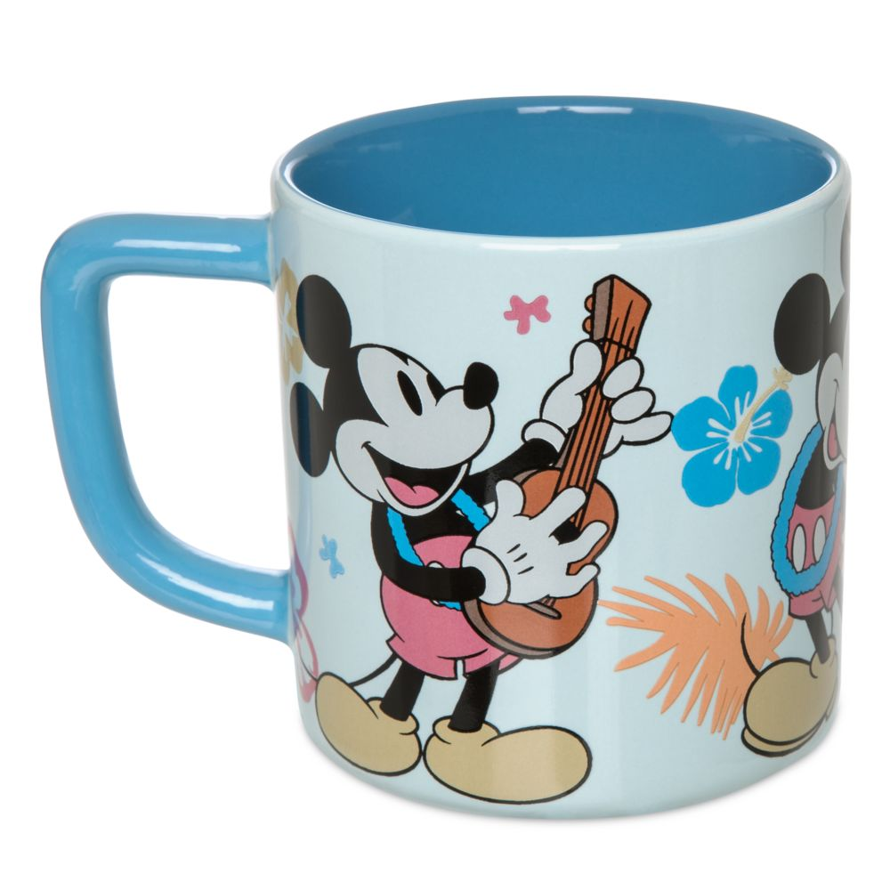 Mickey and Minnie Mouse Mug – Hawaii