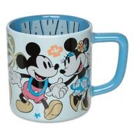 Mickey and Minnie Mouse Mug – Hawaii