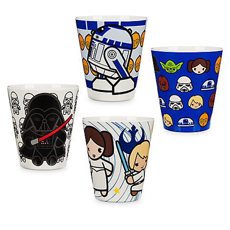 Star Wars MXYZ Cup Set