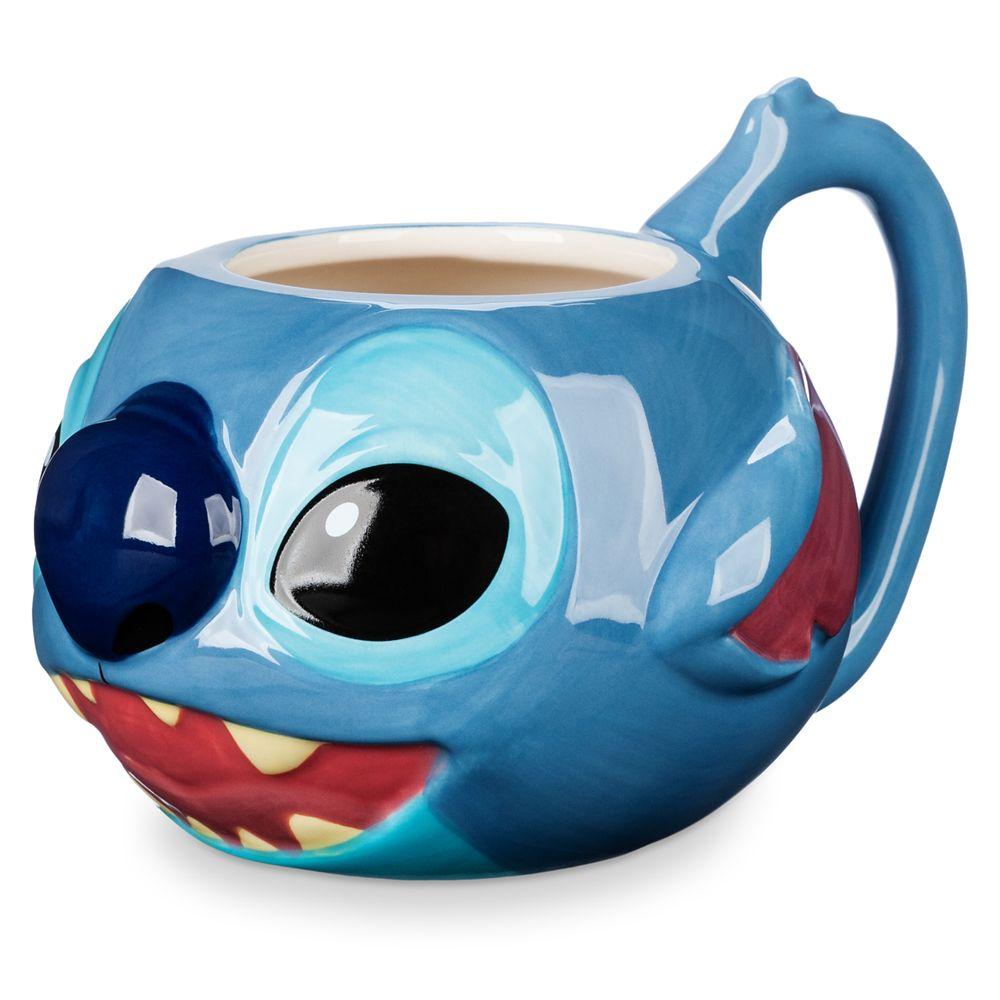 Stitch Mug and Spoon Set