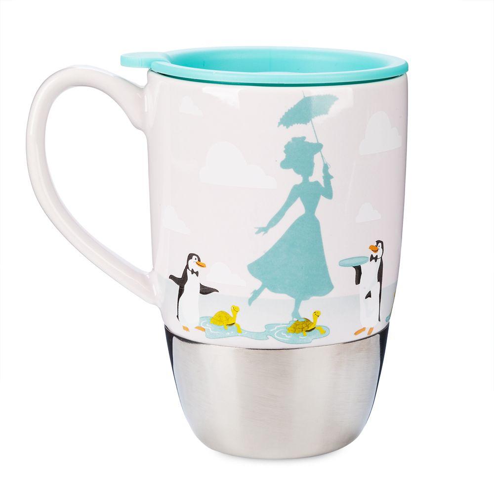 Mary Poppins Travel Mug