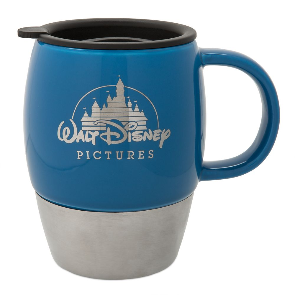 Walt Disney Pictures Travel Mug
