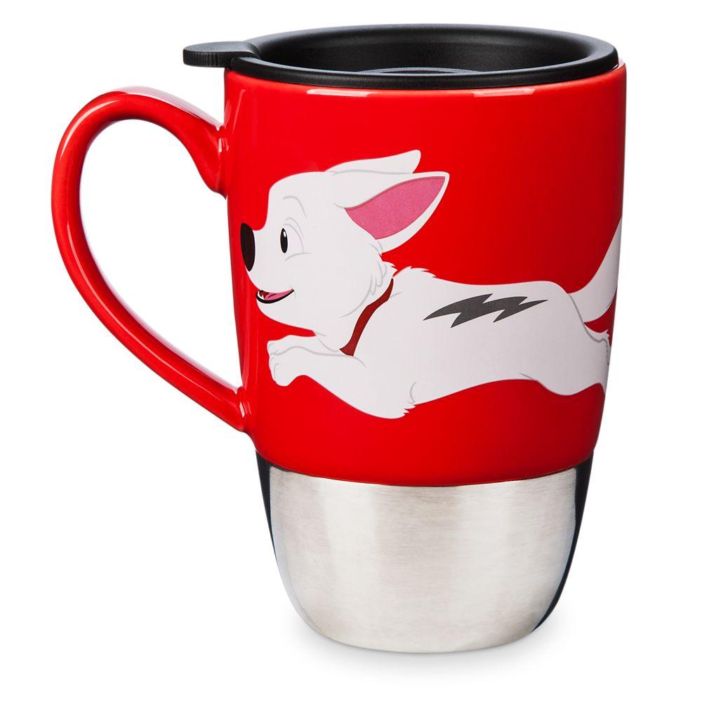 Bolt Travel Mug – Oh My Disney