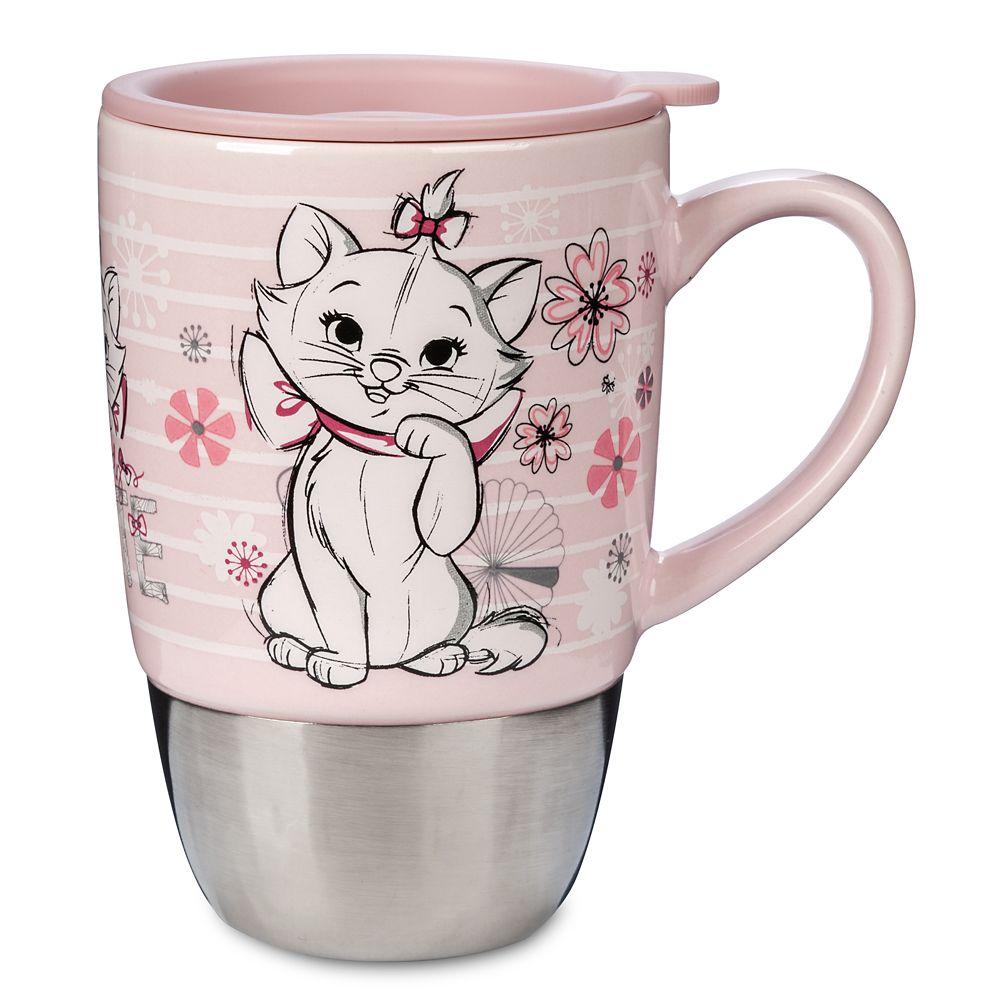 Marie Ceramic Travel Mug – The Aristocats