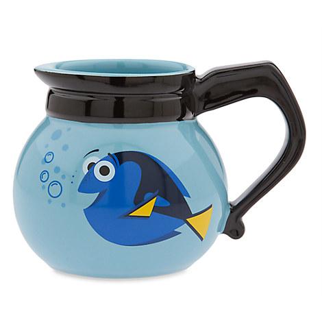 Dory Mug Finding Dory Disney Store