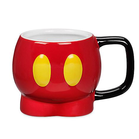 Mickey Mouse Shorts Mug
