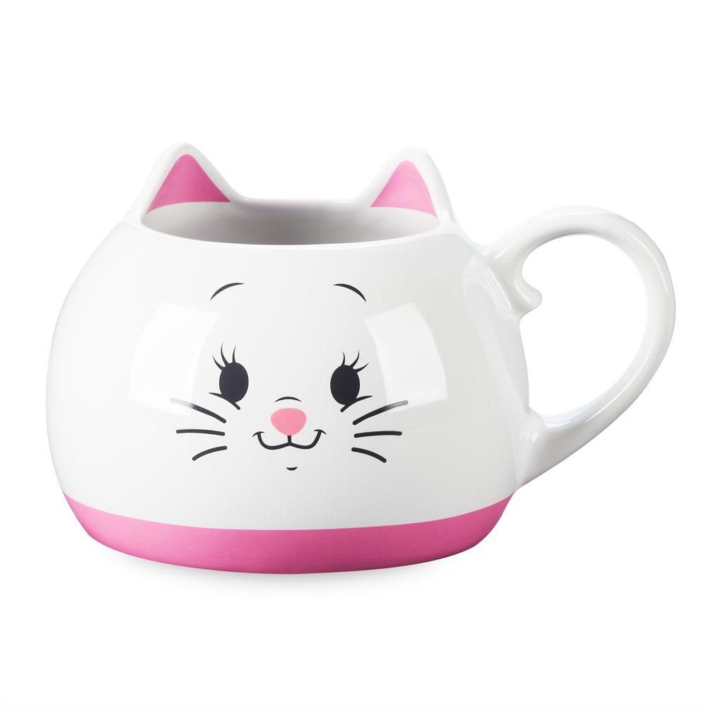 Marie Figural Mug – The Aristocats