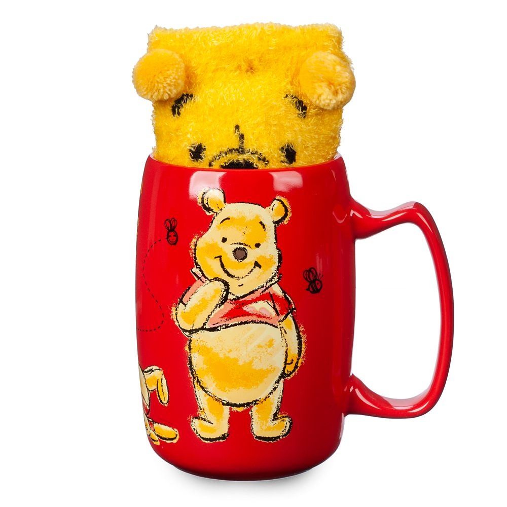 Winnie the Pooh Mug and Sock Set Official shopDisney