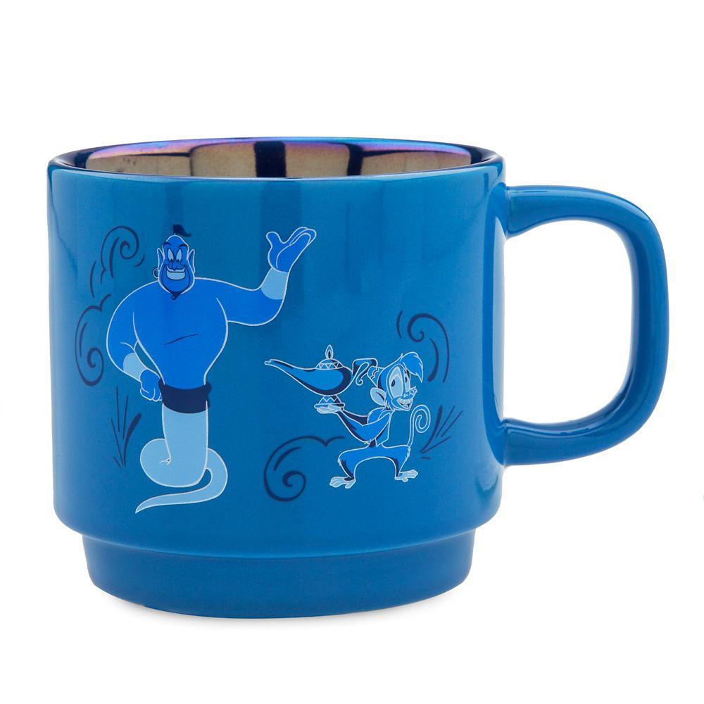 Disney Wisdom Mug – Genie – Aladdin – October – Limited Release