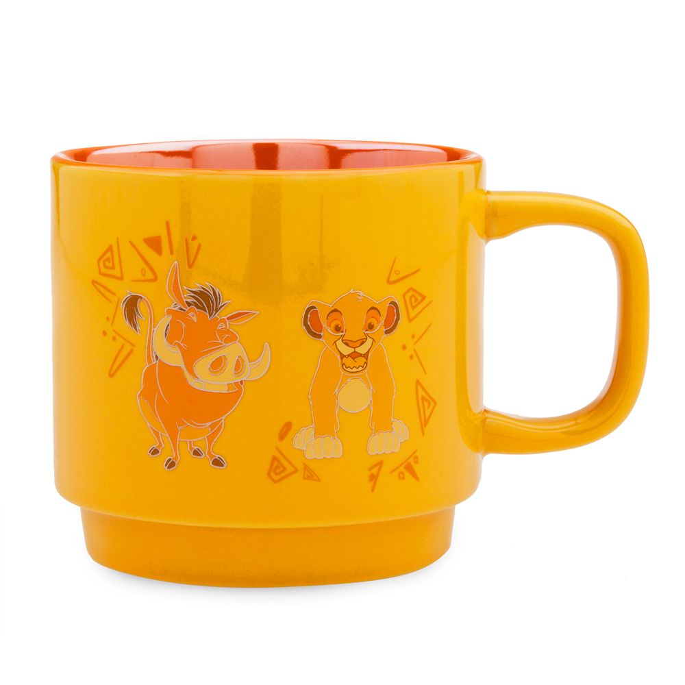 Disney Wisdom Mug – Simba – The Lion King – November – Limited Release