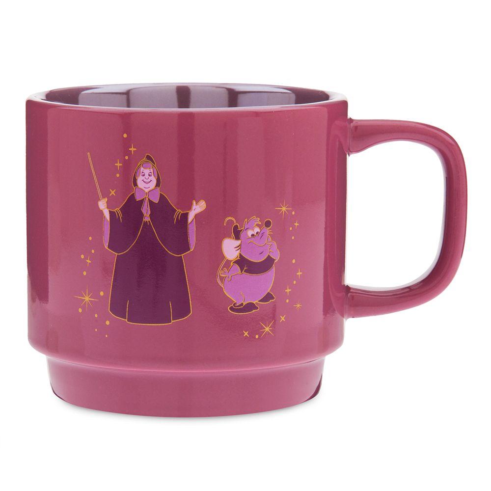 Disney Wisdom Mug – Fairy Godmother – Cinderella – December – Limited Release