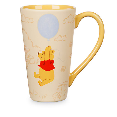Winnie the Pooh Latte Mug