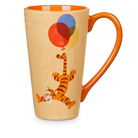 Tigger Latte Mug