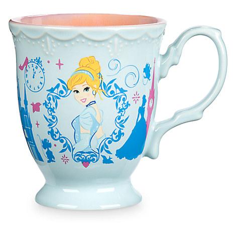 Cinderella Flower Princess Mug