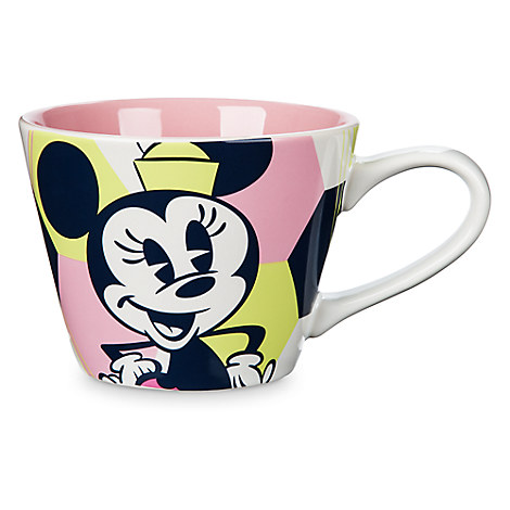 Minnie Mouse Character Mug