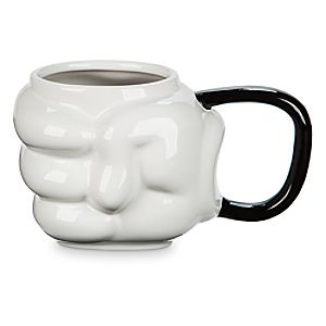 Mickey Mouse Glove Sculptured Mug