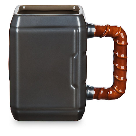 Thor's Hammer Sculptured Mug
