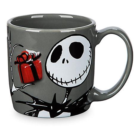 Jack Skellington Dimensional Mug