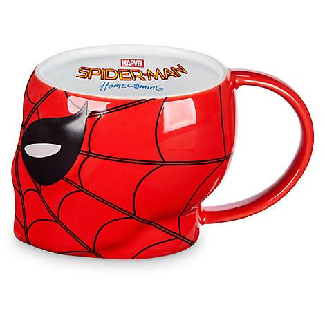 Spider-Man Masked Mug