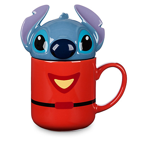 Stitch Mug with Lid