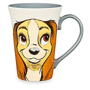 Lady and Tramp Mug