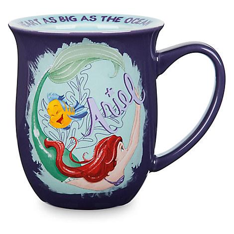 Ariel Story Mug