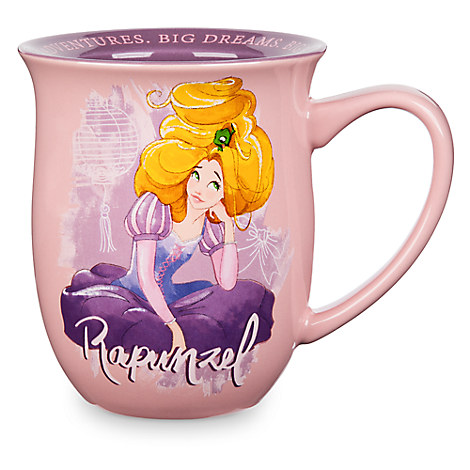 Rapunzel Story Mug