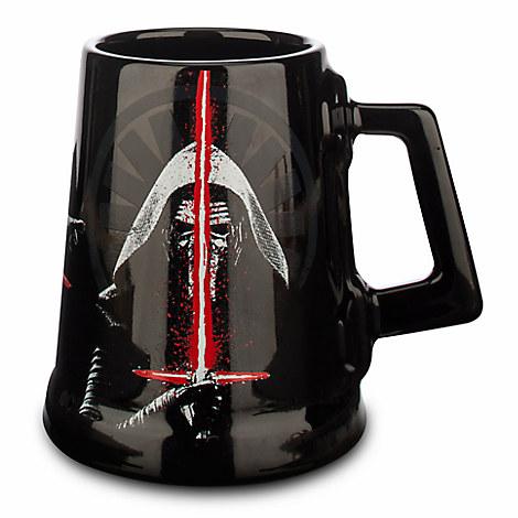 Kylo Ren Mug - Star Wars: The Force Awakens
