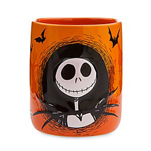 Jack Skellington Couples Mug - Nightmare Before Christmas