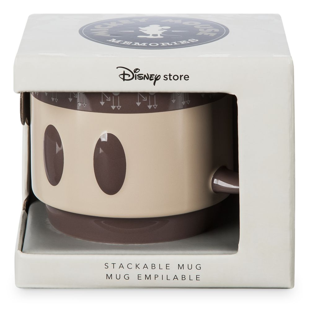 Mickey Mouse Memories Stackable Mug – November – Limited Release