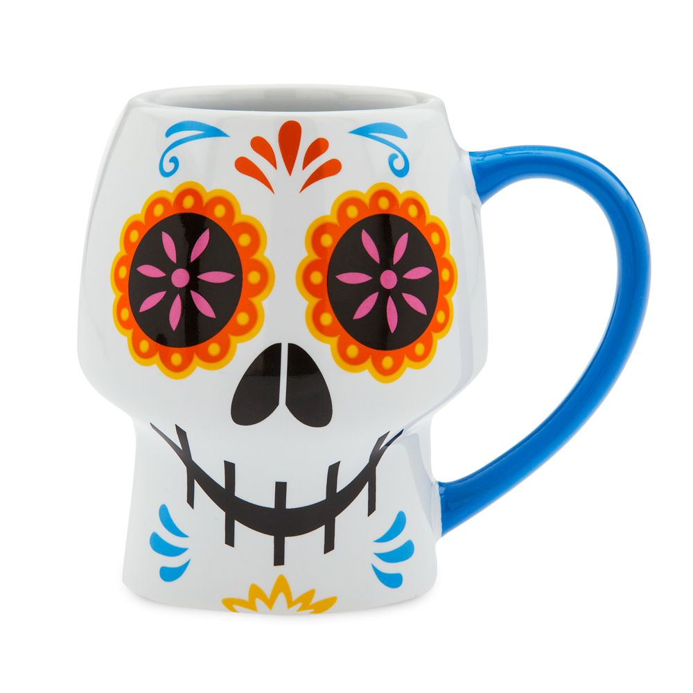Coco Skull Mug Official shopDisney