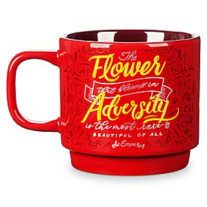 Disney Wisdom Mug - Mushu - February - Limited Release