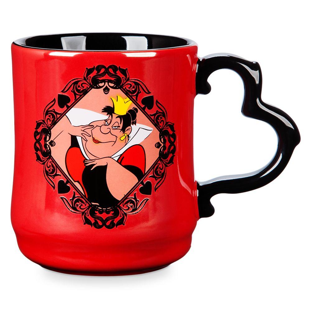 Queen of Hearts Mug – Alice in Wonderland – Disney Villains