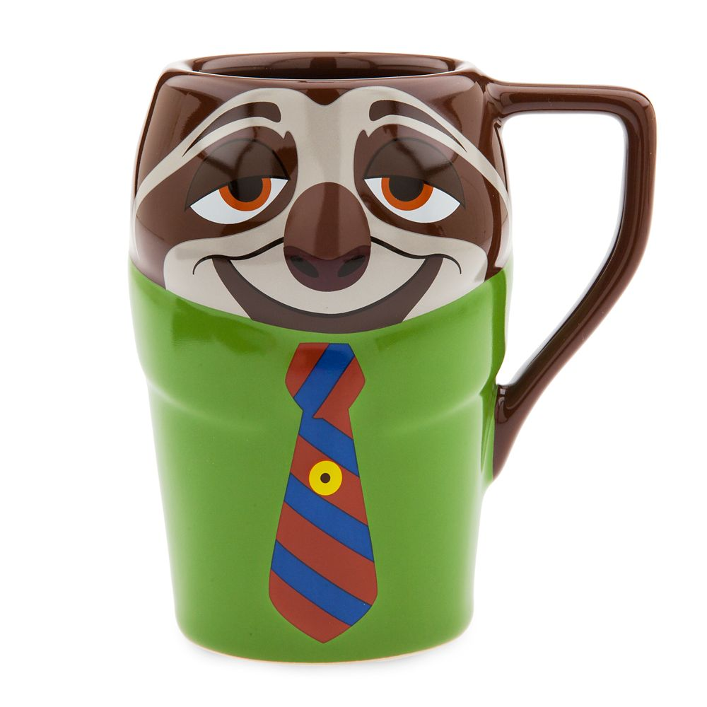 Flash Figural Mug – Zootopia