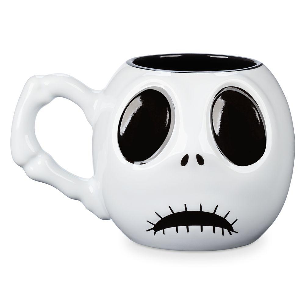 Jack Skellington Mug and Spoon Set
