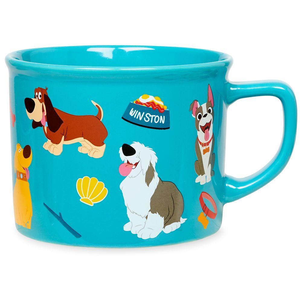 Disney Dogs Mug – Oh My Disney