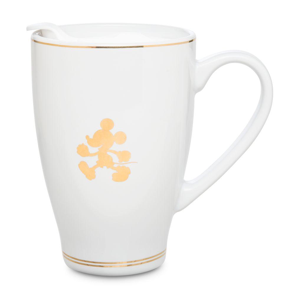 Mickey Mouse Travel Mug  ''Mickey True'' Official shopDisney