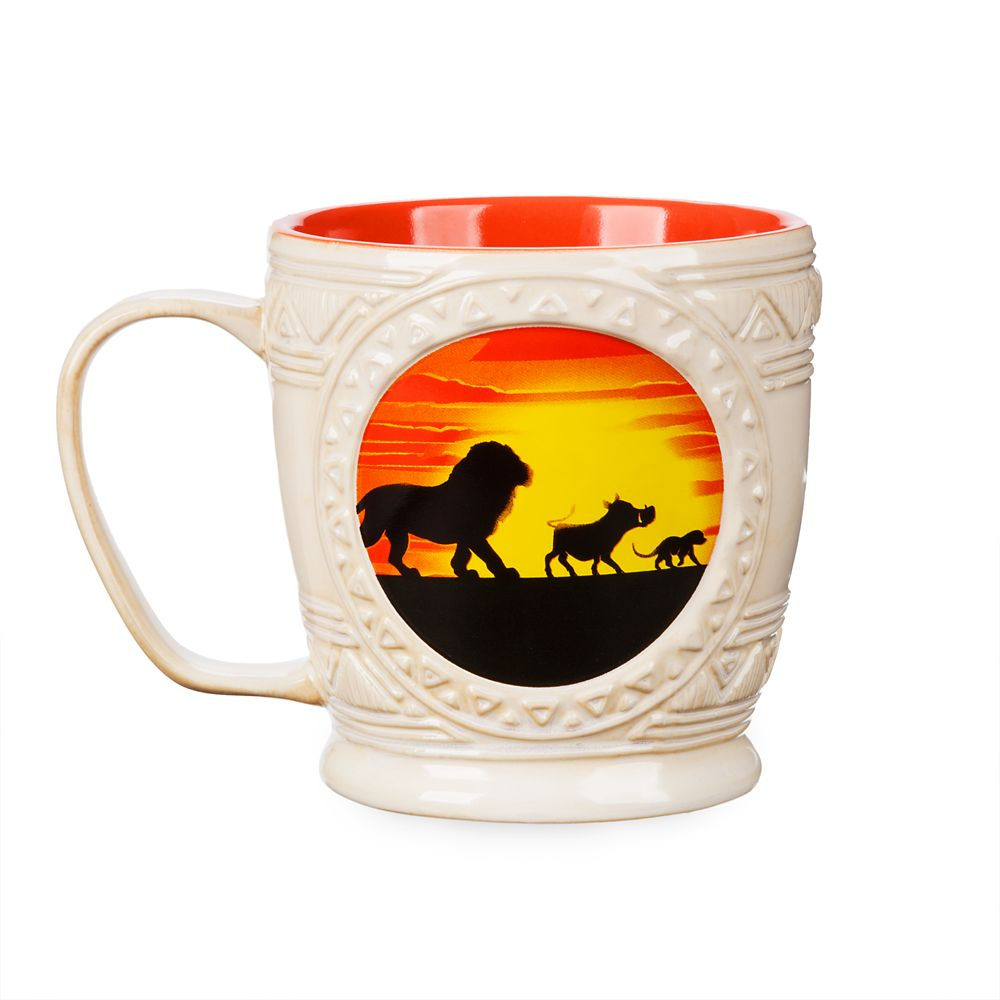 Simba, Pumbaa, and Timon Mug
