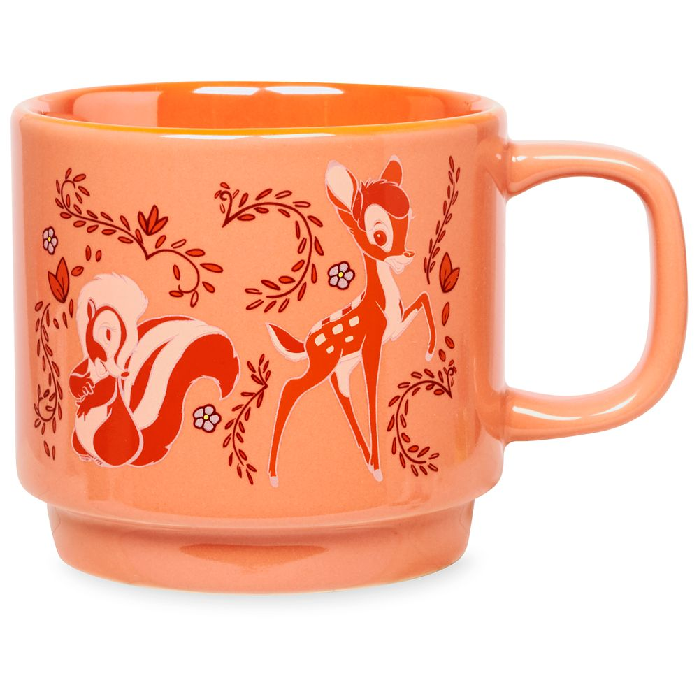 Disney Wisdom Mug – Bambi – August – Limited Release