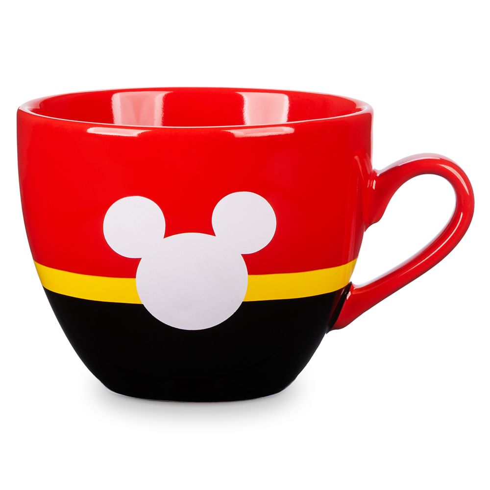 Mickey Mouse Icon Teacup