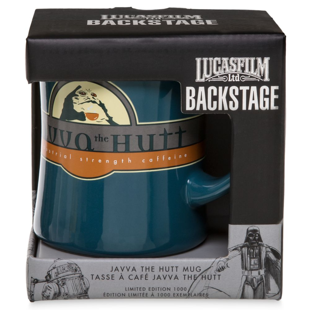 Javva the Hutt Mug – Lucasfilm Ltd Backstage – Limited Edition