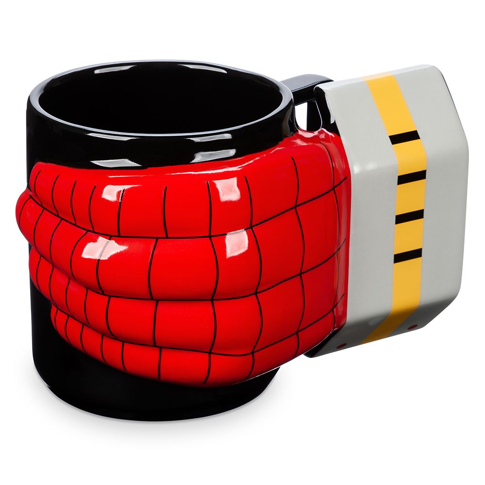 Spider-Man Marvel 80th Anniversary Figural Mug – Limited Release