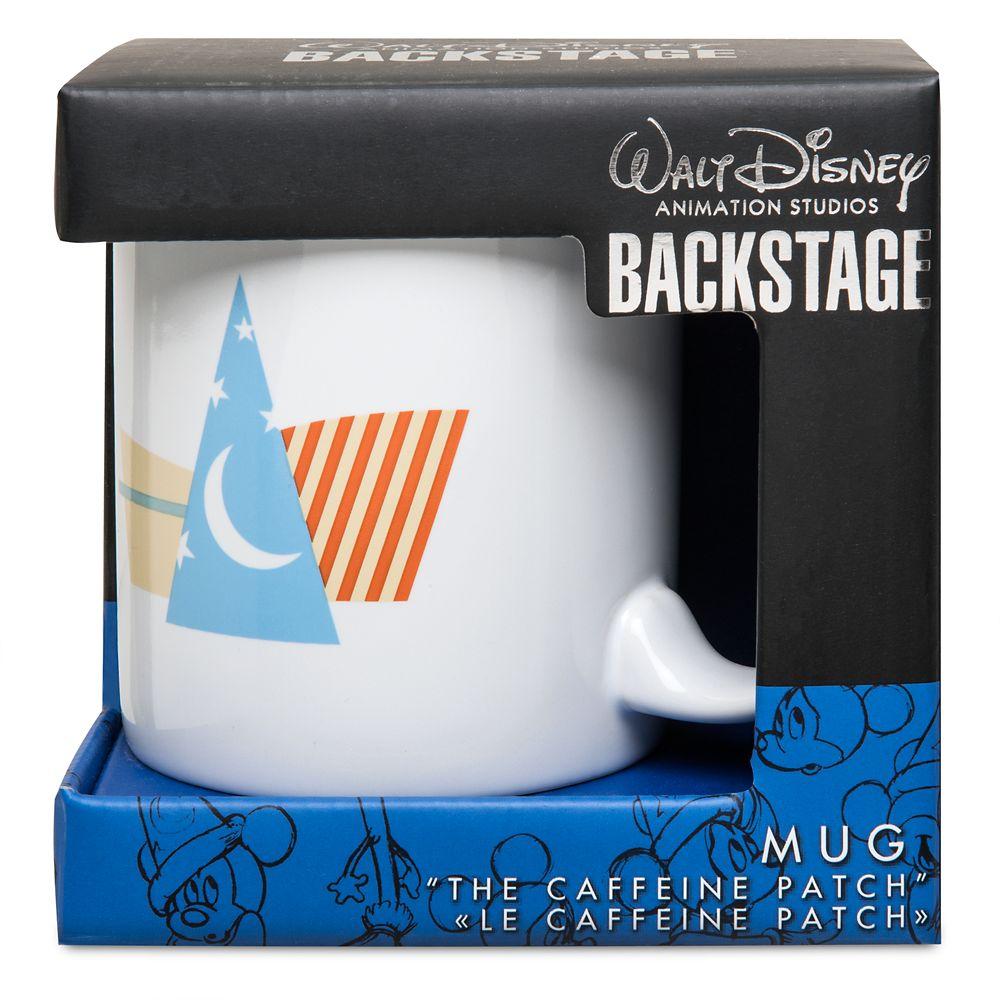The Caffeine Patch Mug – Walt Disney Animation Studios Backstage