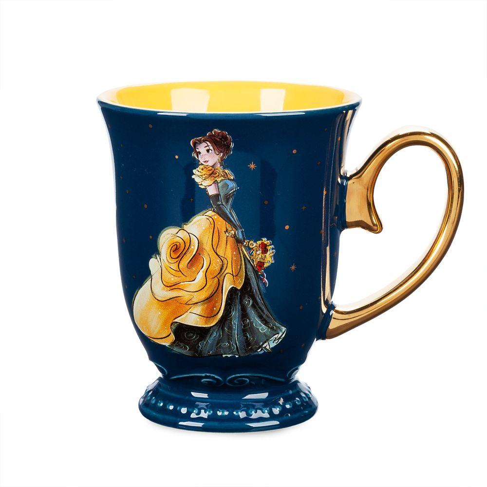 Belle Mug – Disney Designer Collection Midnight Masquerade Series