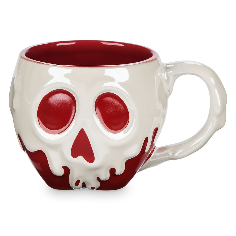 Poisoned Apple Mug – Snow White and the Seven Dwarfs