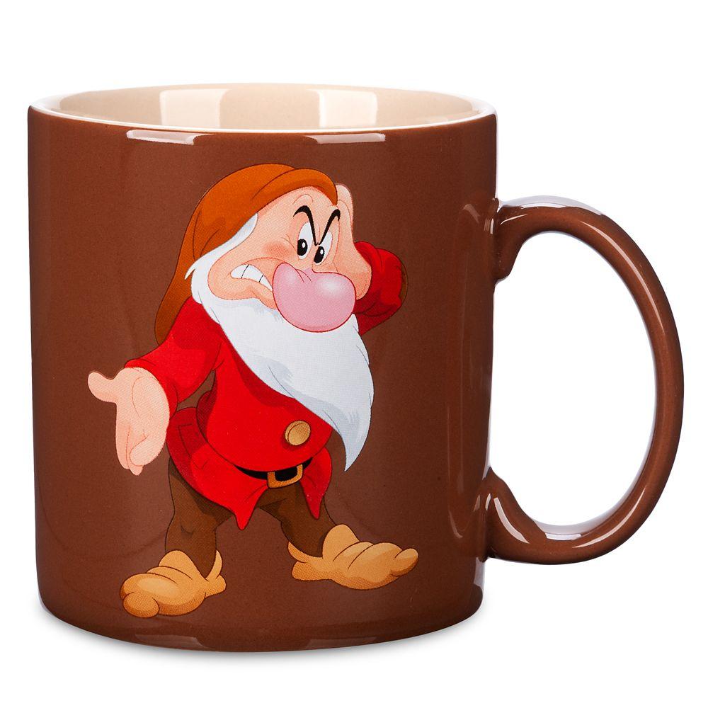 Grumpy Mug – Snow White and the Seven Dwarfs