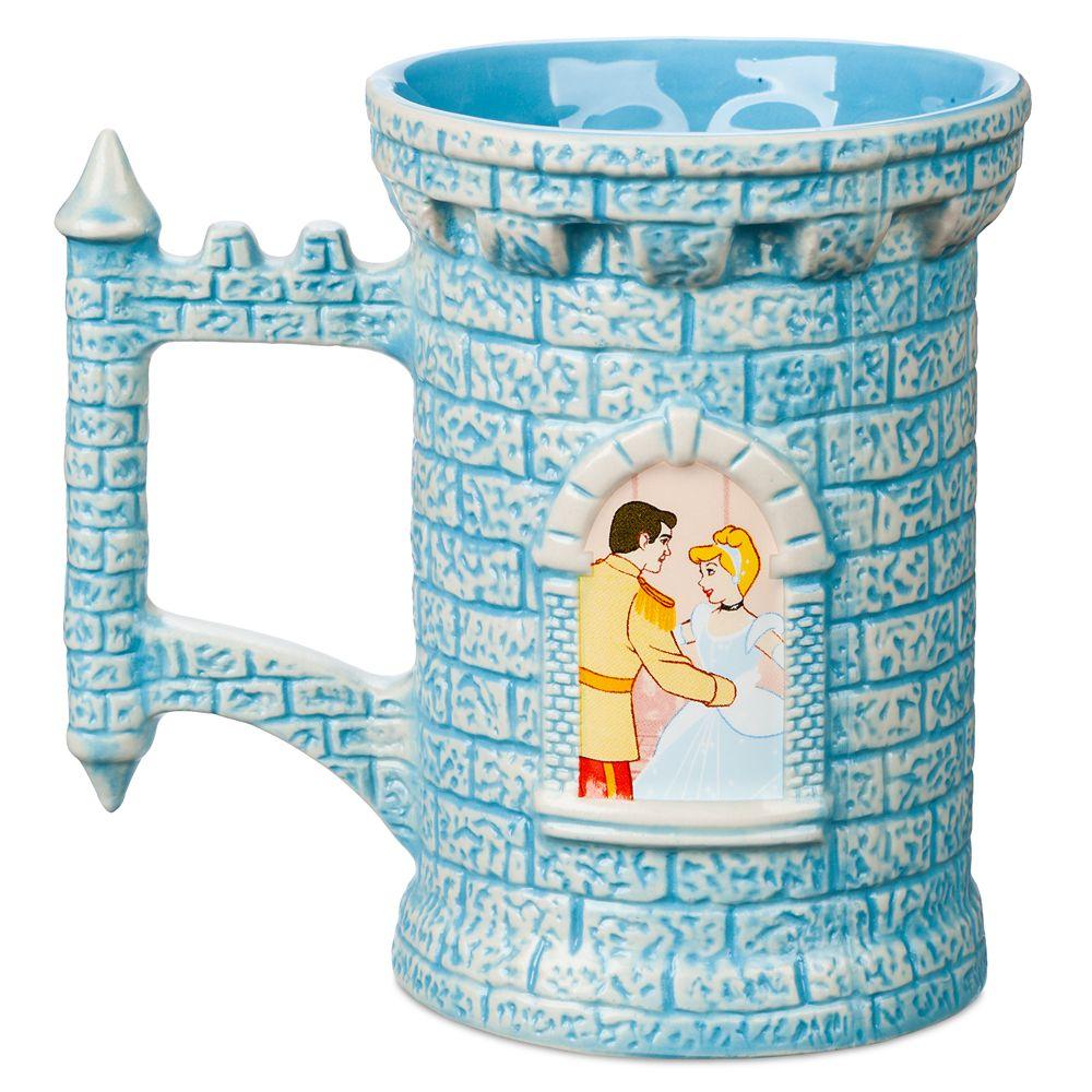 Cinderella 70th Anniversary Mug