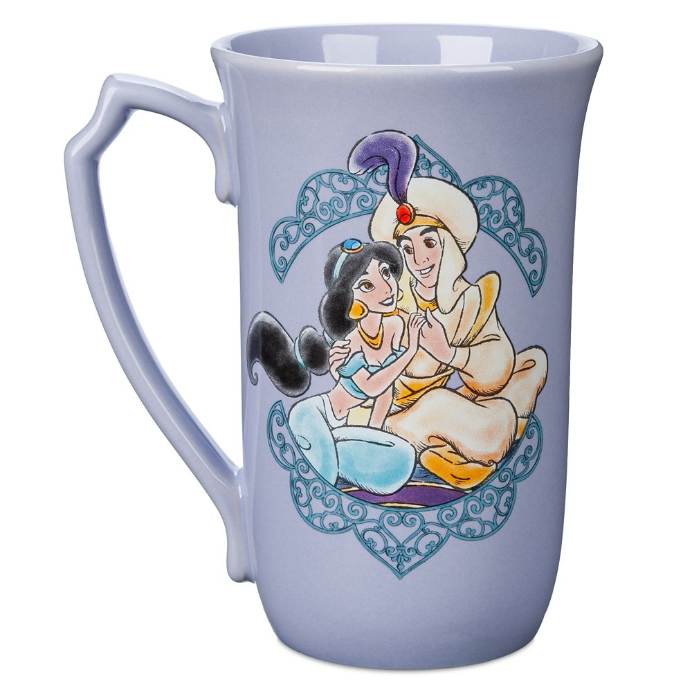 Jasmine and ''Ali'' Latte Mug – Aladdin