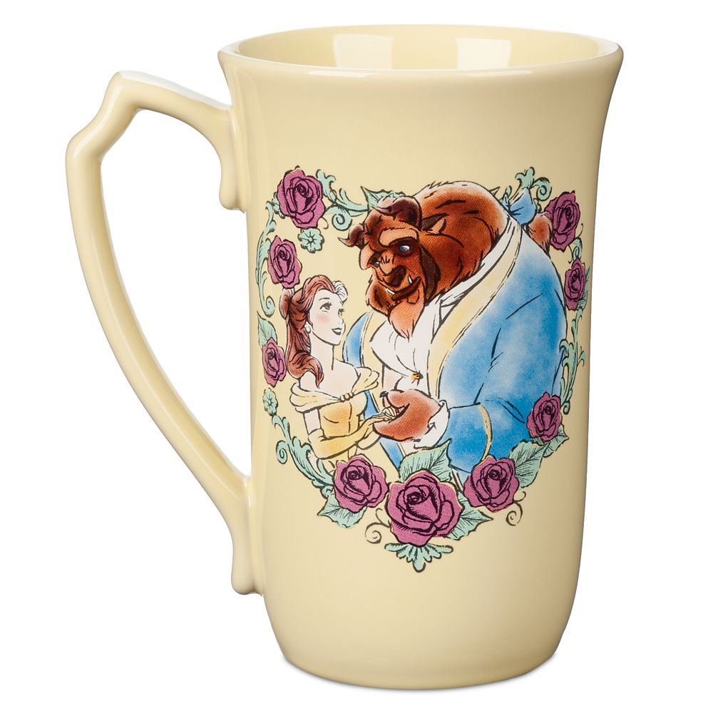 Belle and Beast Latte Mug – Beauty and the Beast